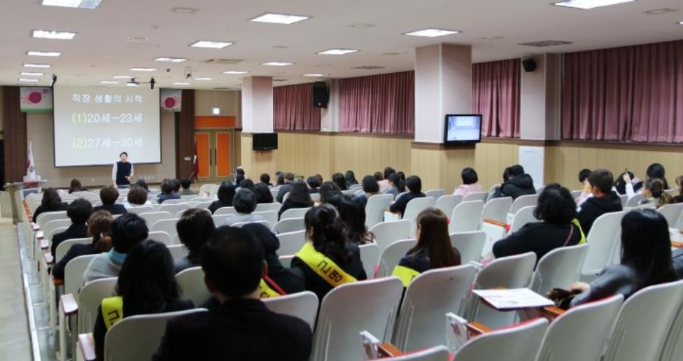 [경기]근명여자정보고, 학부모 총회 진행