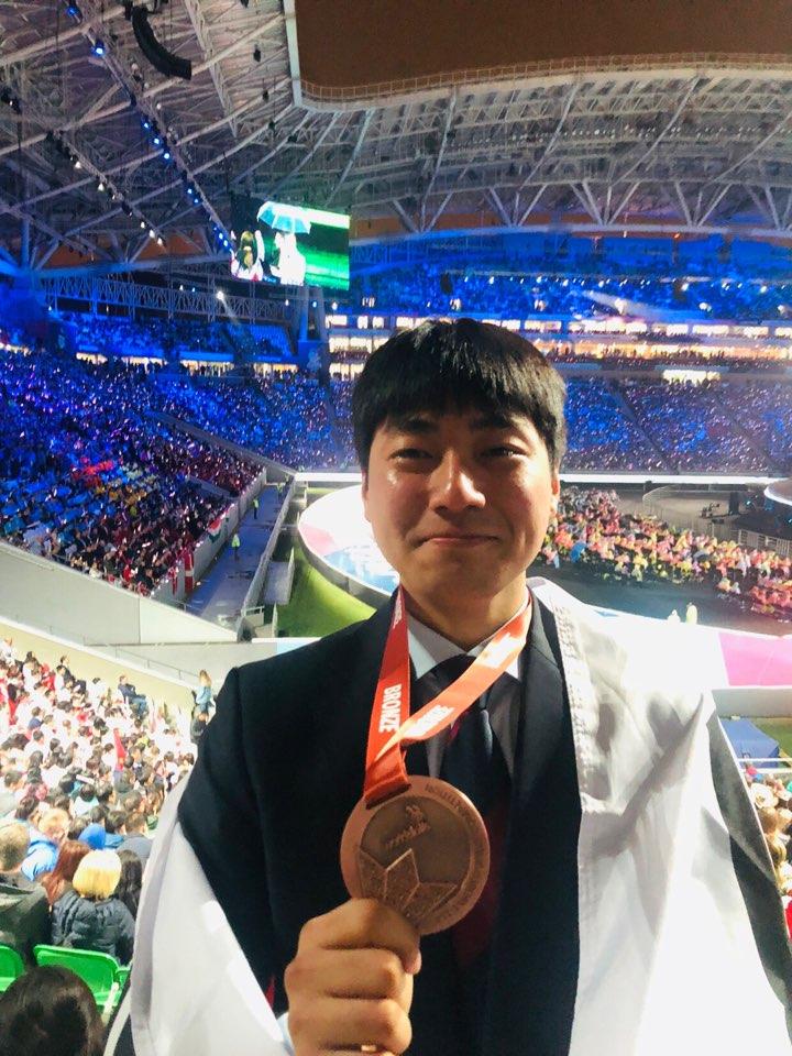 [경기]성남테크노과학고, 졸업생 국제기능올림픽 입상