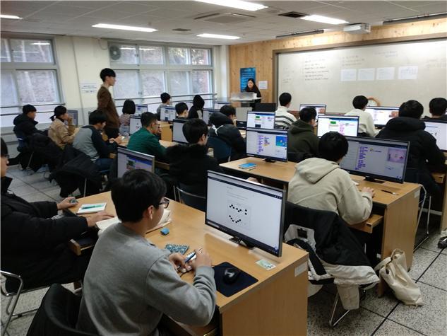 [대전]대덕SW마이스터고, 중학생 경진대회 개최