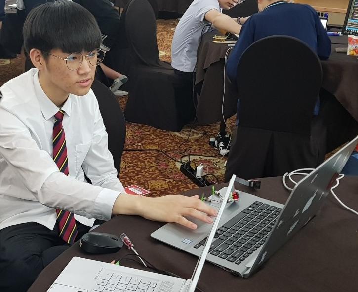 [광주]광주SW마이스터고, 마스크 앱 개발