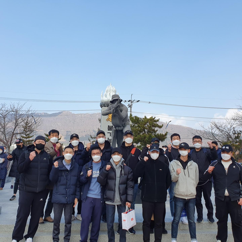 [제주]서귀포산업과학고, 군(軍)특성화고 18명 '임기제부사관'으로 입대