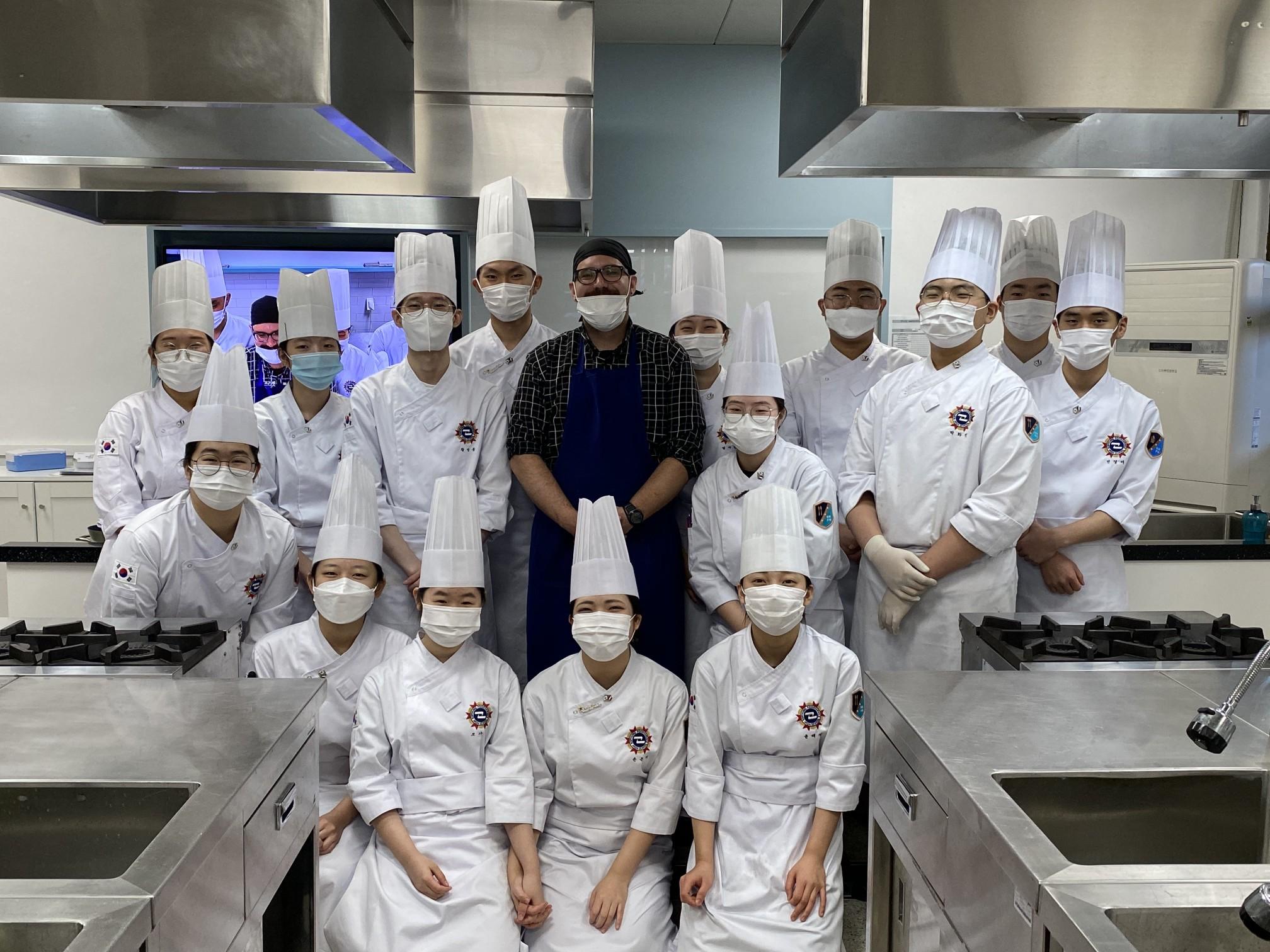 [서울]고명외식고, Bonjour! 이곳은 프렌치 주방입니다!