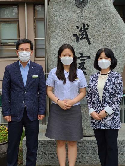 [대구]경북여자상업고, '한국장학재단' 취업자 배출